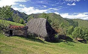 Entorno casa rural Teverga, Asturias