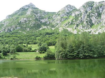 Embalse Valdemurio, Asturias