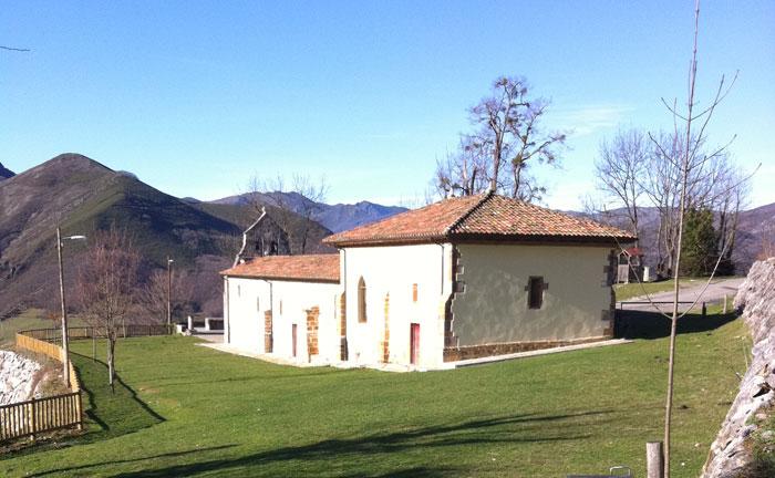 Iglesia de nuestra señora de Cébrano, Carrea, Teverga