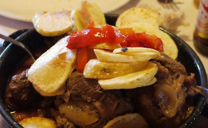 Gastronomía de Quirós
