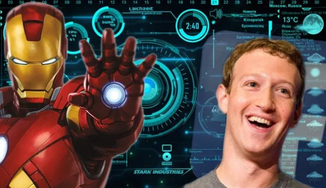 Mark Zuckerberg Jarvis