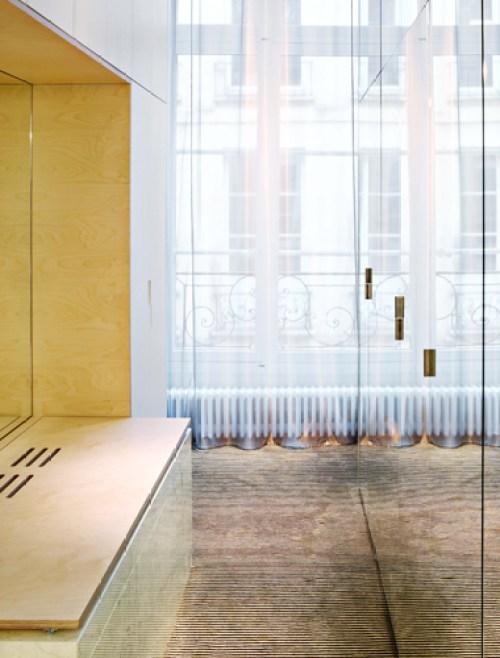 Home tour: apartment in Rue de la Sourdière, Paris, by Studio Ko - selected by La Chaise Bleue (lachaisebleue.com)