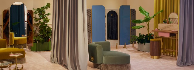 "The ""Happy Room"" by Cristina Celestino for Fendi at Design Miami/2016 