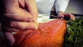 Epilation du saumon