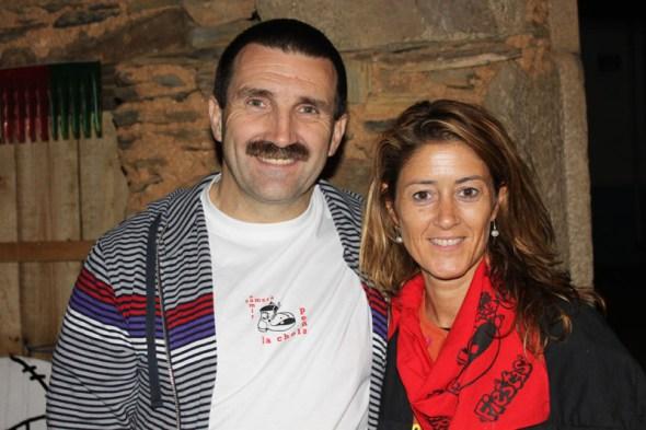 Joserra y Maialen