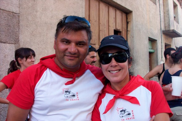 Jose y Dina