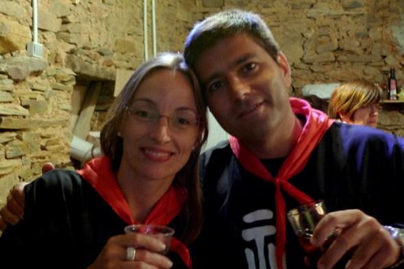 Maria Encina y Josep María