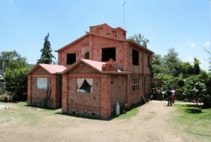 Vivienda Rural Sustentable en Milpa Alta, México DF Proyecto UNAM