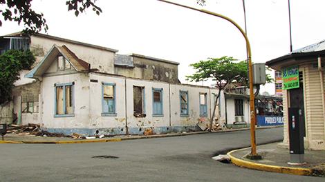 """Un pasado """"digno"""" pudo haber salvado a este edificio"""