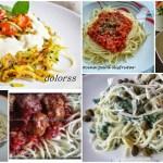 6 sencillas recetas de espaguetis