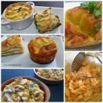 Cinco recetas con PATATA como protagonista