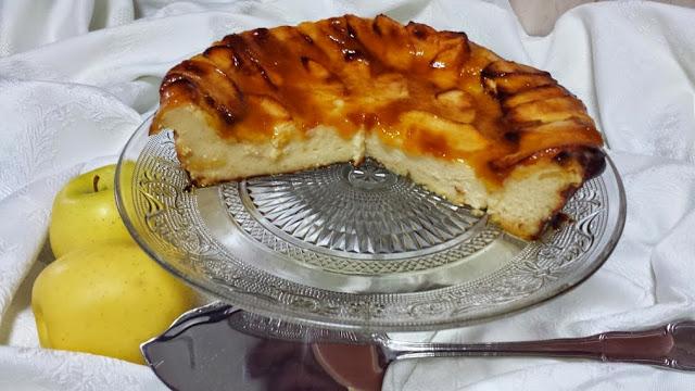 Tarta de manzana cocina f cil la cocina de pedro y yolanda for Cocina de pedro y yolanda