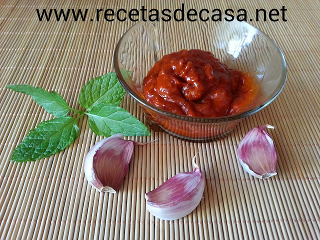 salsa barbacoa cocina facil