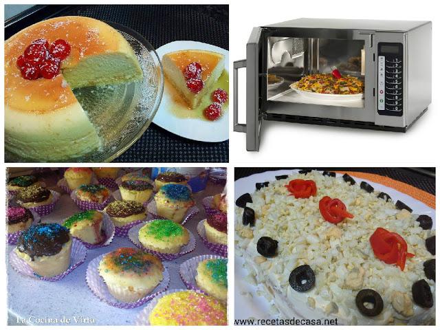 trucos, consejos y recetas microondas cocina facil