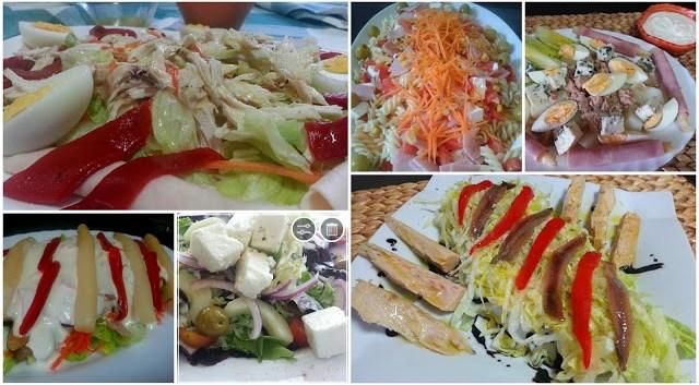 seis recetas ensaladas frescas para verano cocina facil