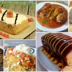 Menú semanal 4. Siete días, siete platos y un postre