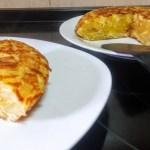 Tortilla de patatas tortilla española cocina facil