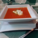Crema de tomate cocina fácil