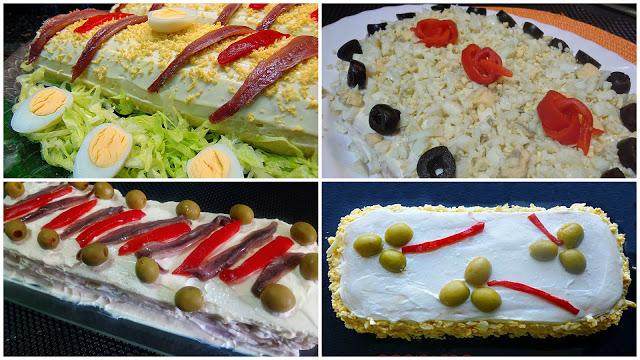 Exquisitos pasteles de atún frescos cocina facil