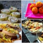 Seis recetas para cenar de picoteo