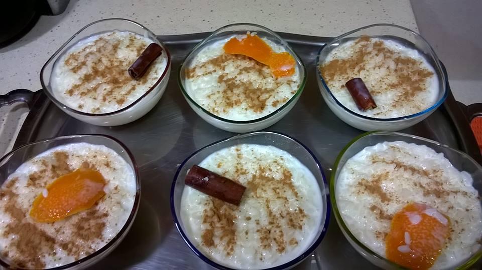 arroz con leche cocina facil
