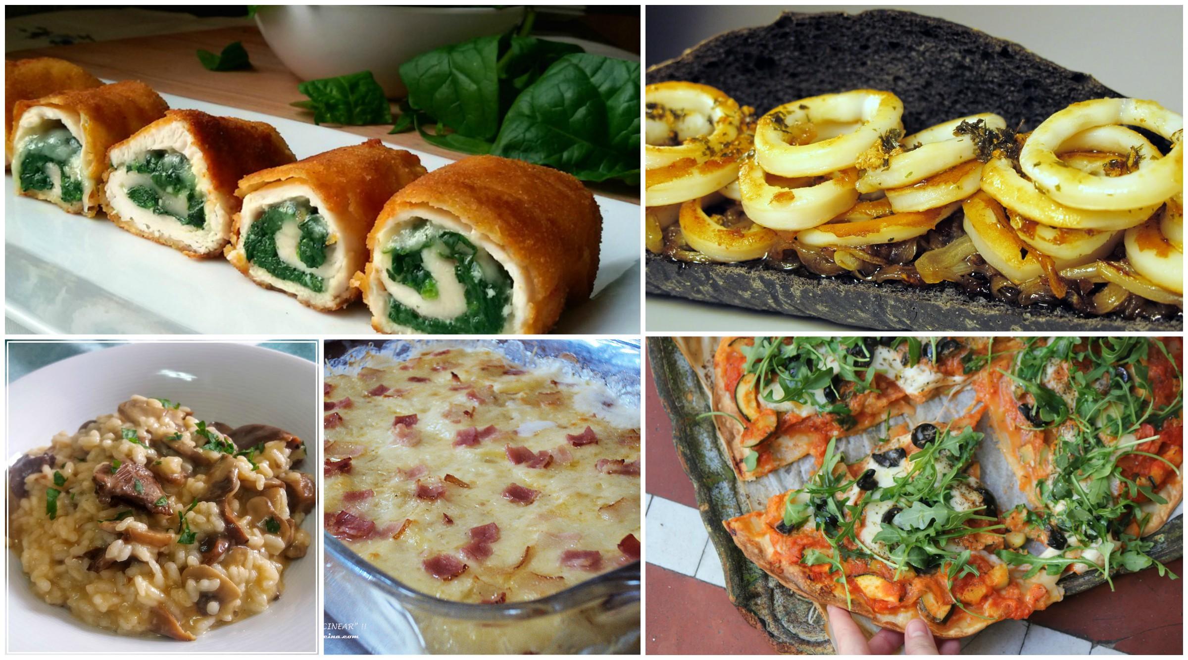 Ideas para cenar 2 la cocina de pedro y yolanda - Comidas para cenar rapidas ...