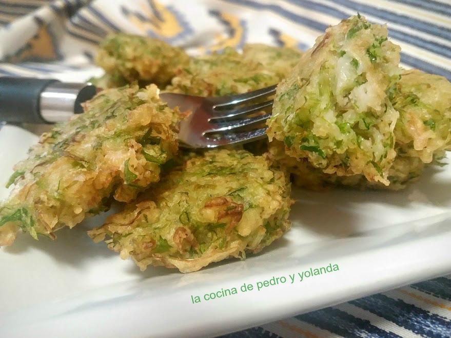 Bu uelos de escarola la cocina de pedro y yolanda for Cocina de pedro y yolanda