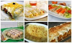 recetas de canelones