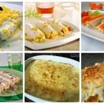6 recetas de canelones