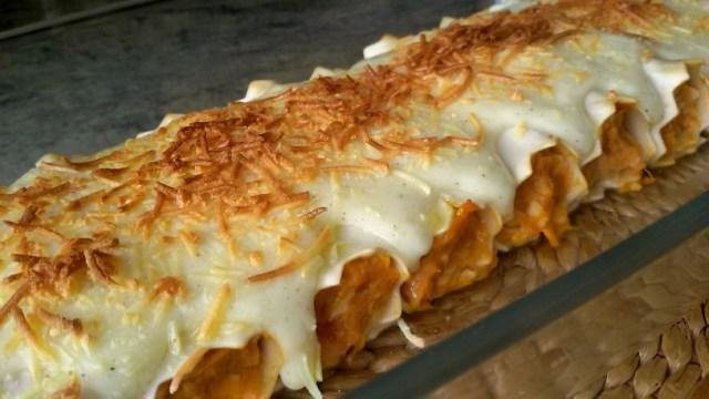 6 recetas de canelones la cocina de pedro y yolanda - Fotos de canalones ...