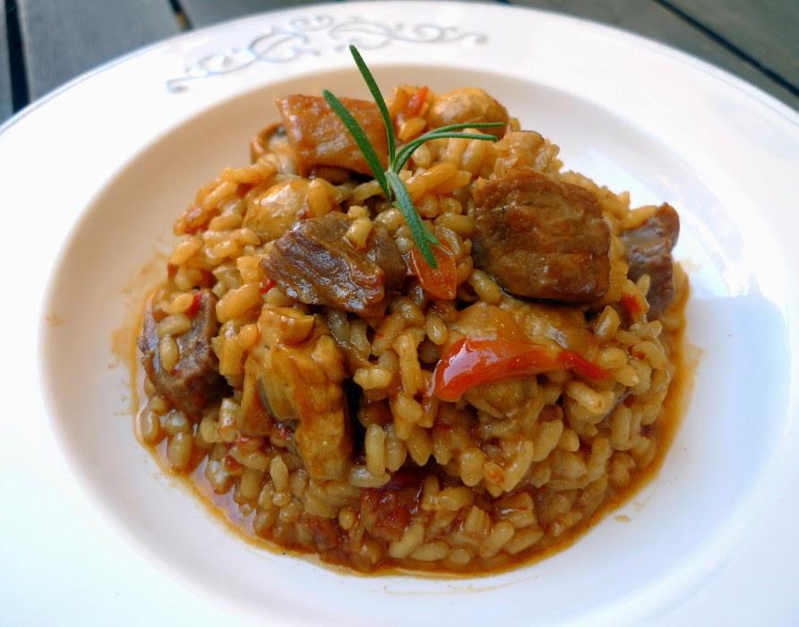 Recetas de arroz para cada d a la cocina de pedro y yolanda for Cocina de pedro y yolanda