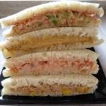4 rellenos para sandwich