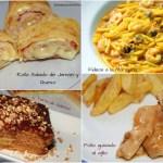 Menú de y hoy que comemos
