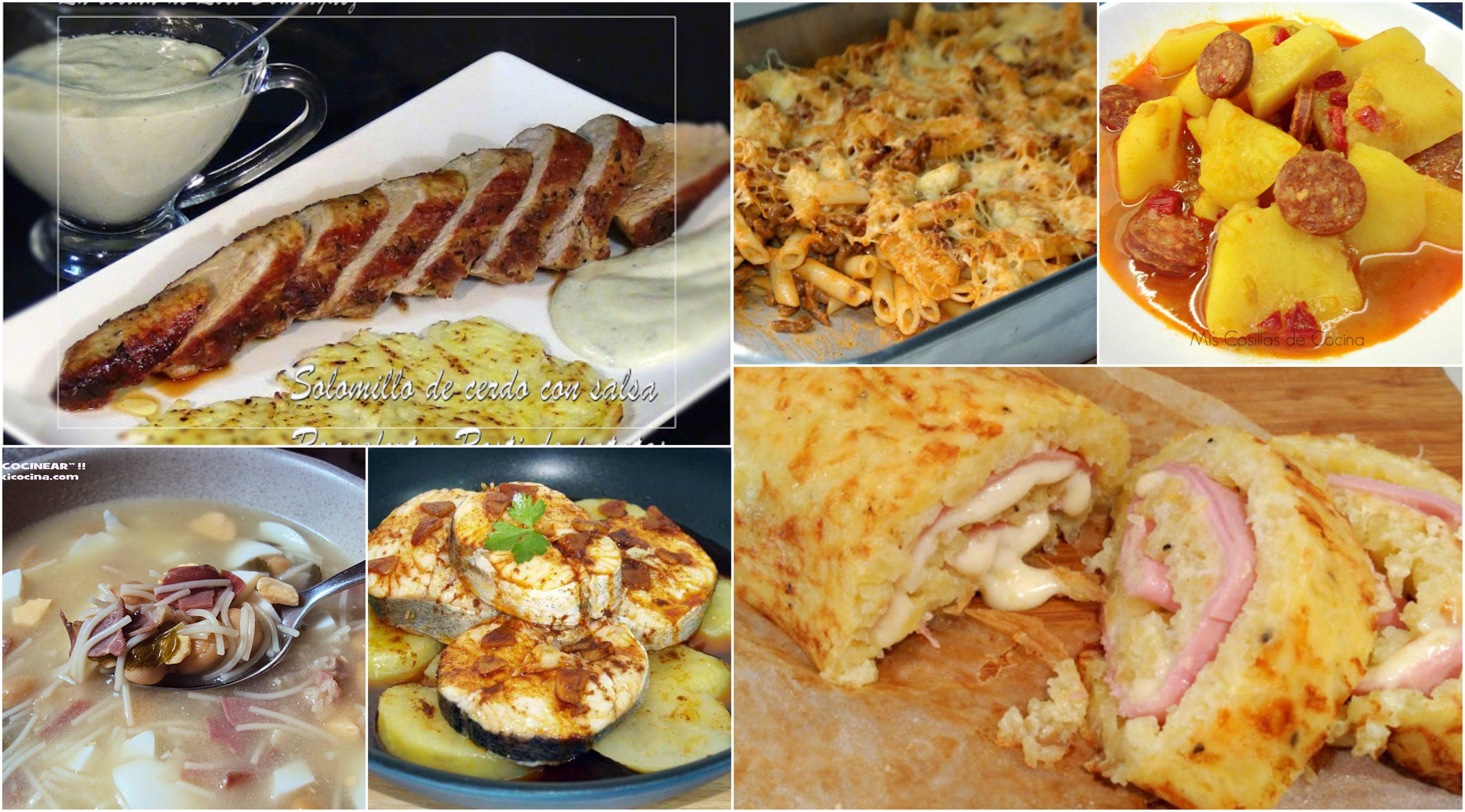 Men semanal 39 la cocina de pedro y yolanda for Cocina de pedro y yolanda