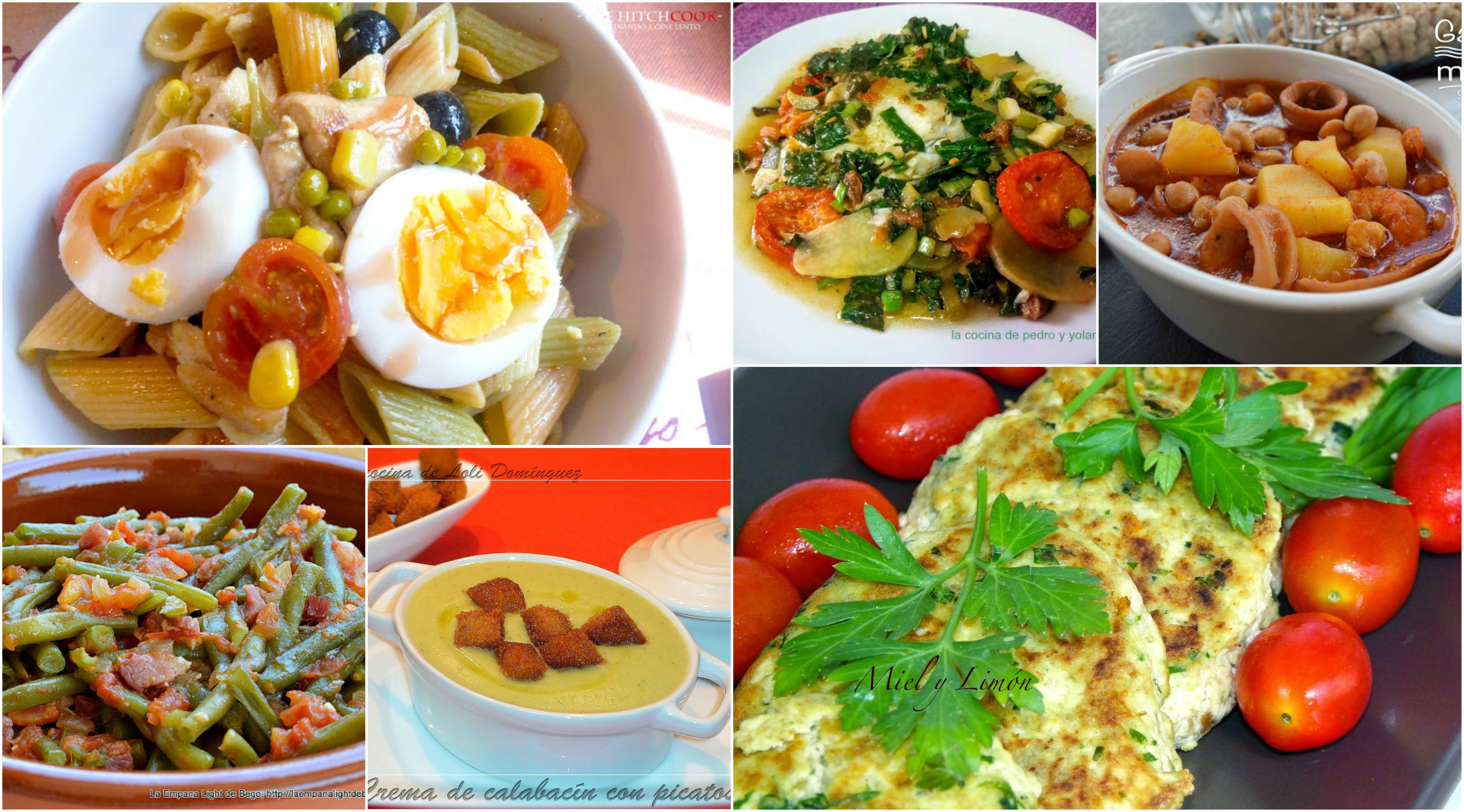 6 recetas saludables la cocina de pedro y yolanda for Cocina de pedro y yolanda