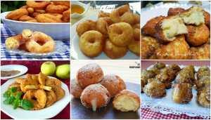las mejores recetas de buñuelos