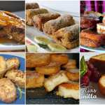 Las mejores recetas de torrijas