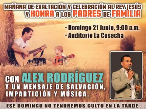 Alex Rodríguez en La Cosecha