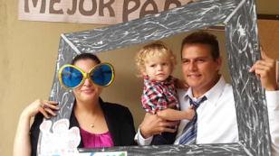 Familia Pastoral - Día del Padre - 2015