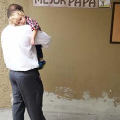 Pastor Hannio Sandí - Día del Padre - 2015