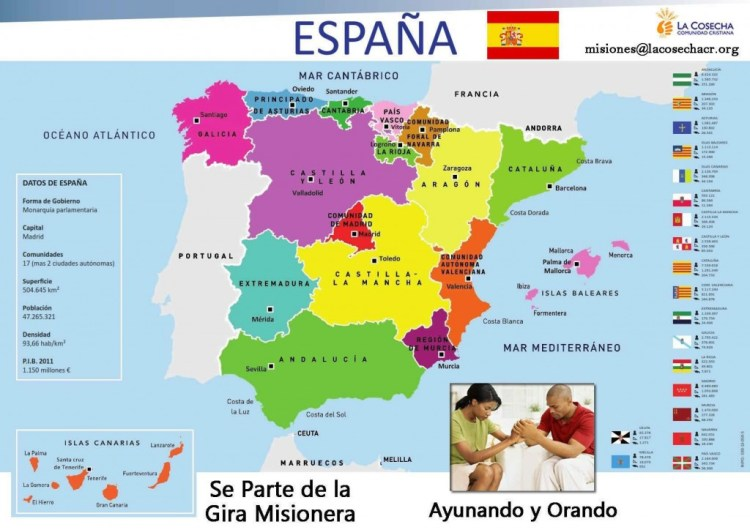 España 2015 - Misiones