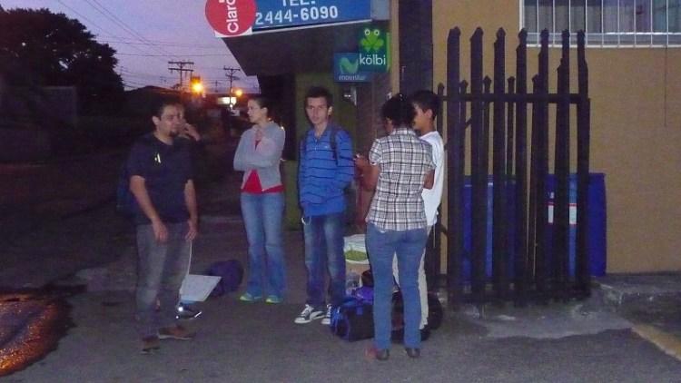 Misiones Pital de San Carlos
