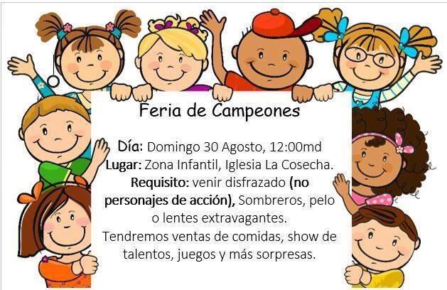 Feria de Campeones