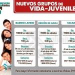 ANUNCIO GRUPOS DE JOVENES NUEVOS