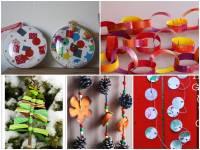 60 bricolages de Nol pour patienter |La cour des petits