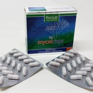 MYCELCAPS AHCC
