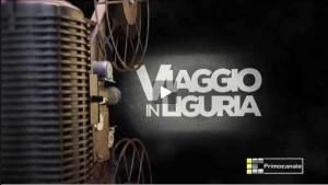Giuditta ospite a Viaggio in Liguria