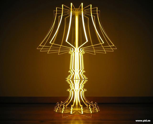 Ladies' GadgetsModern Lamp Design by Buro Vormkrijgers