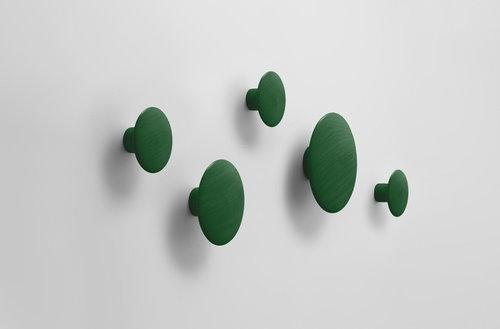 Dots Coat Hooks by Muuto