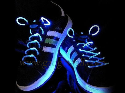 Flashing LED Shoelace